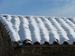 The Calabert roof