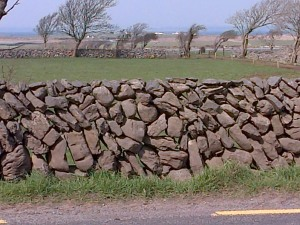Irish wall