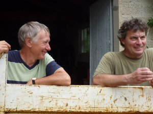 Markus and Hervé