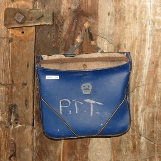 saddlebag mail box