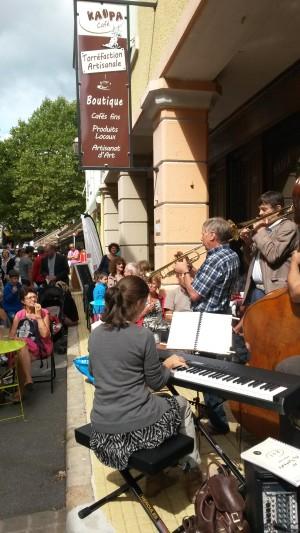 Jazz at Kaopa