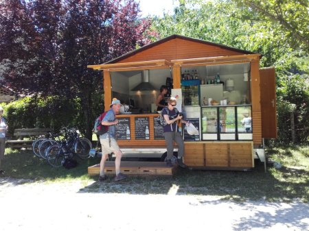 Raphaelle's food truck