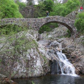 Near Jaujac