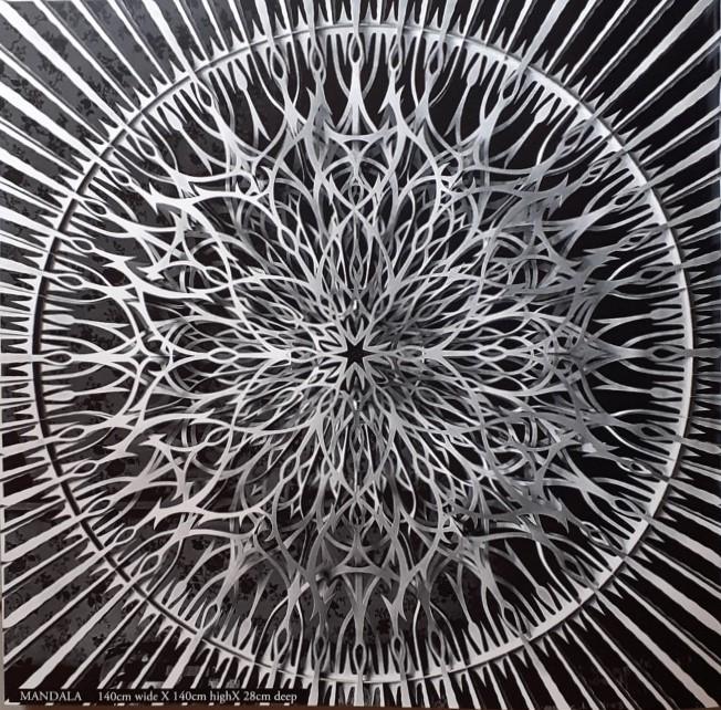 Mandala by Suhail
